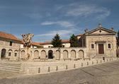 Convent of Santa Teresa in Avila (Spain) — Stock Photo