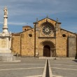 Church of San Pedro in Avila (Spain) — Stock Photo #13515030