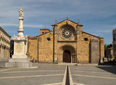 Church of San Pedro in Avila (Spain) — Stock Photo