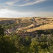 View from the Alcazar of Segovia (Spain) — Stock Photo
