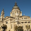 St. Stephen's Basilica of Budapest (Hungary) — Stock Photo