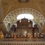 St. Stephen's Basilica of Budapest (Hungary) — Stock Photo #13982135