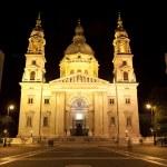 St. Stephen's Basilica in Budapest, Hungary — Stock Photo #14696945