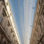 Saint Hubert Galery in Brussels (Belgium) — Stock Photo