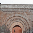 Bad Agnaou door in Marrakesh (Morocco) — Stock Photo
