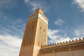 The Kasbah Mosque in Marrakech (Motocco) — 图库照片