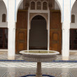 Royalty-Free Stock Photo: Bahia Palace in Marrakech, Morocco