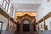 Marrakech synagogue — Stock Photo