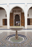 Bahia Palace in Marrakech, Morocco — Stock Photo