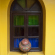 Royalty-Free Stock Photo: Beautiful window in a Riad of Marrakech