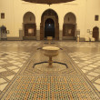 Interior of Marrakech museum, Morocco  — Stock Photo