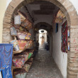 Traditional moroccan shop in Essaouira, Morocco — Stock Photo