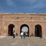 The wall of Essaouira City, Morocco — Stock Photo #27527519