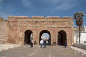 The wall of Essaouira City, Morocco — ストック写真