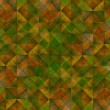 Geometric earthy background image and design element — Stock Photo