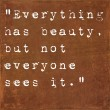 Inspirational quote by Seneca on earthy background — Lizenzfreies Foto