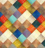 Earthy geometric background — Stock Photo