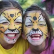 Two tigers — Stock Photo #32048357