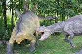 Dinossauros — Fotografia Stock