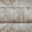 Abstract empty room — Stock Photo