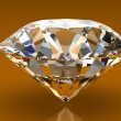 Diamond jewel — Stock Photo