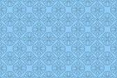 Damask seamless wallpaper pattern — Stock Photo