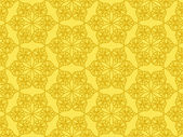 Damask seamless wallpaper pattern — Stock Photo