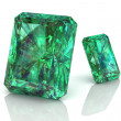 Stock Photo: Emerald