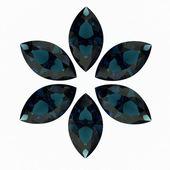 Alexandrite (high resolution 3D image) — Stock Photo