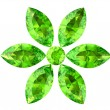 Peridot (high resolution 3D image) - Stock Photo