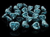 Blue diamond — Stock Photo