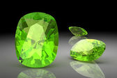 Peridot (high resolution 3D image) — Stock Photo