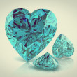 Stock Photo: Aquamarine