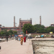 Jama Masjid of Delhi — Stock Photo