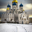 Old Russian monastery — Stock Photo