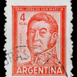 Royalty-Free Stock Photo: Postage stamp of Argentina