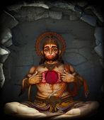 Lord hanuman — Stok fotoğraf
