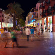Shopping mall in Kemer — Stock Photo