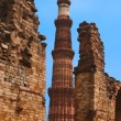 Qutub Minar — Stock Photo