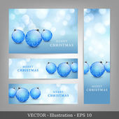 Invitation for Christmas and New Year. — Stock Photo