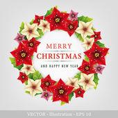 Christmas Krans. — Stockfoto
