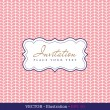 Royalty-Free Stock Vector Image: Invitation vintage card.