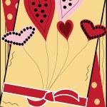 Постер, плакат: Валентинка