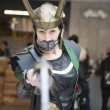 Постер, плакат: Loki cosplayer