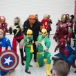 Marvel cosplayers — Stock Photo #14075884