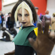 Rogue cosplayed. — Stock Photo