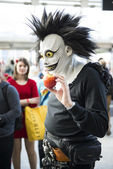 Ryuk cosplayers. — Stock Photo