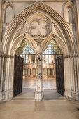 Chapter House at York Minster, UK — Stock Photo