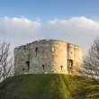 Cliffords Tower — Stock Photo