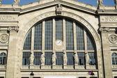 Gare du Nord — Stock Photo